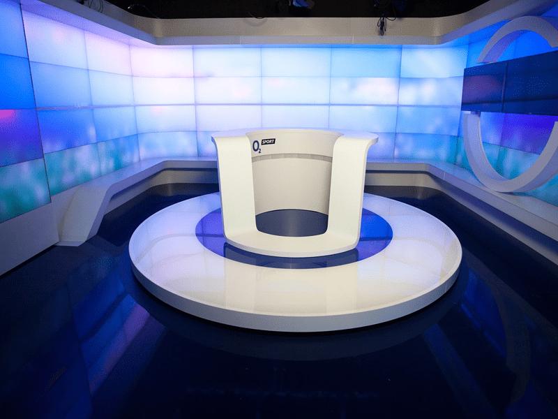 Sport TV Studio O2