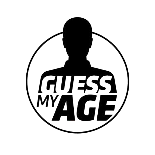 Guess my age logo