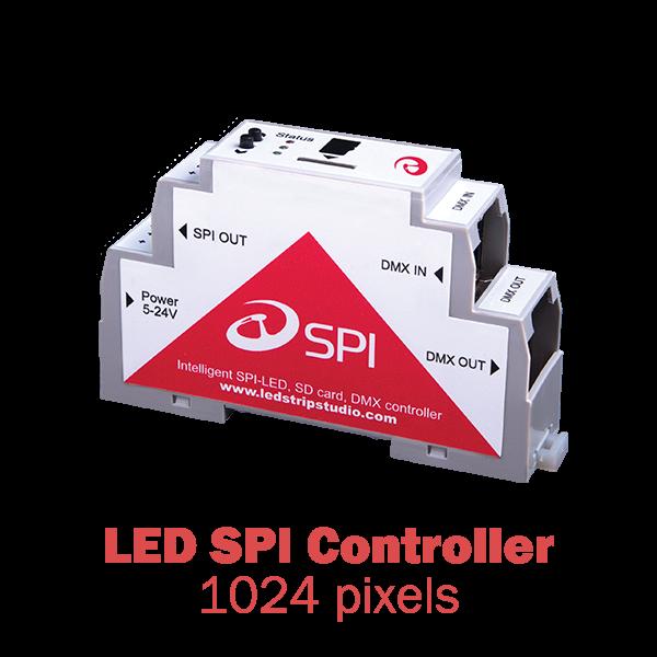 SPI_LED_controller