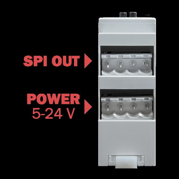SPI_LED_controller-SPI