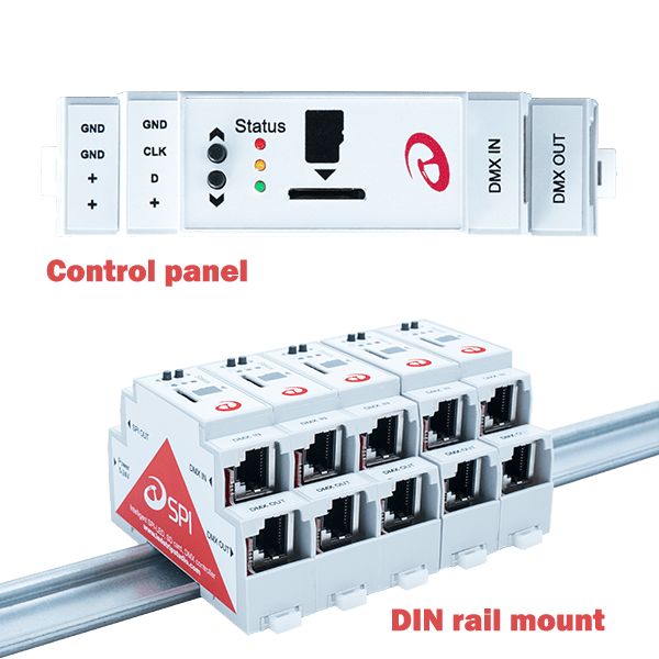 SPI_LED_controller-control_panel