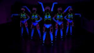 Tron Girls – Dolls / White Version