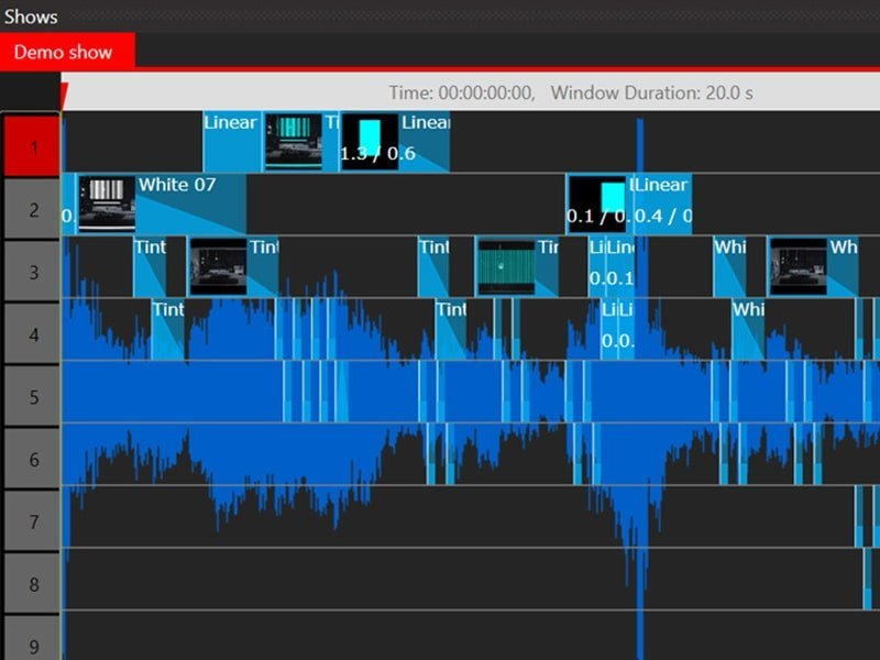 Timeline Editor